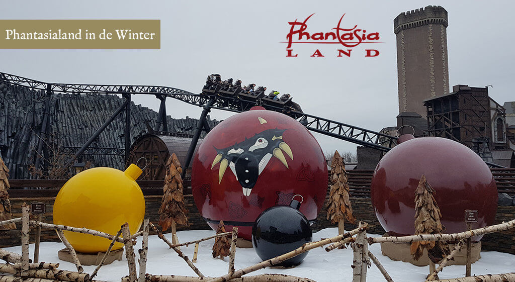 Phantasialand - Wintertrip 2019
