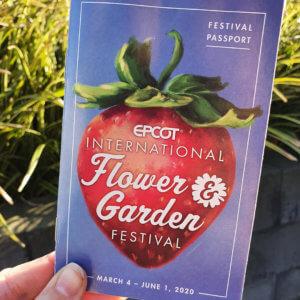 Flower and Garden Passport 2020