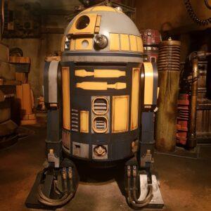 Star Wars: Galaxy's Edge Milennium Falcon