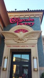 Fresno Cheesecake Factory